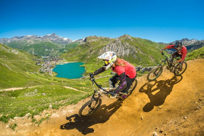 Video Tignes Val D'Isère E-Bike Festival 2021